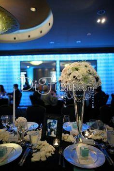 Do fiori, wedding decor in Dallas, Texas
