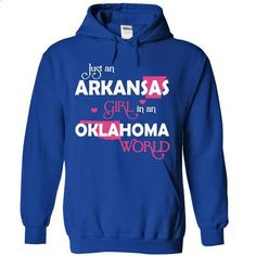An OKLAHOMA-NEBRASKA girl Pink03 - #tee quotes #green sweater. PURCHASE NOW => https://www.sunfrog.com/States/An-OKLAHOMA-2DNEBRASKA-girl-Pink03-RoyalBlue-Hoodie.html?68278