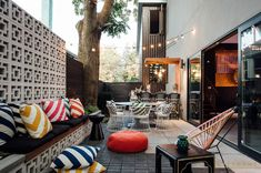 Eclectic clients breed unconventional spaces - desire to inspire - desiretoinspire.net - cityhomeCOLLECTIVE