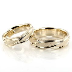 Jewelry, Yellow Gold, Wedding Bands, Wedding Rings, Women's Wedding Rings, Men's…