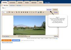 Tutorial: Your Images Unclickable - Blog Design | Blogger Templates - Designer Blogs