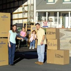 Prepare for your out-of-state move two months in advance.