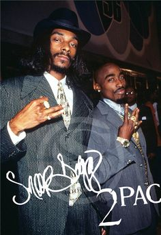 2PAC snoop dogg custom poster rock poster star in Home-Office-Living-Room-Decor Classic50x75cm @1