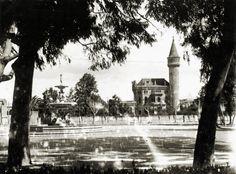 El desaparecido Palacio de Ripalda. :: lp