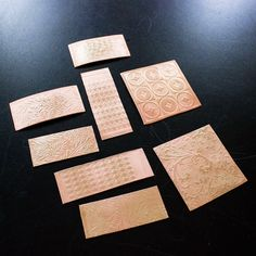 Art Jewelry Elements: Product Review: Rolling Mill Resource Patterns for rolling mill