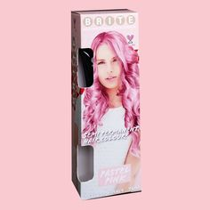 Semi Permanent Pastel Pink