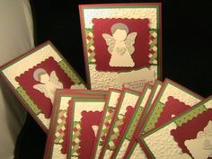 CCC14 January - Christmas Angel