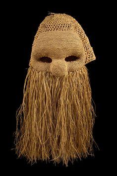 Salampasu Mufuampo Mask, DR Congo African Masks, African Art, Congo, Costumes Around The World, Art Sculpture, Head Mask, Art Africain, Principles Of Art, Art Brut