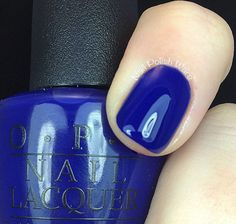 Nail Polish Wars: OPI Euro Centrale Collection Swatch & Review