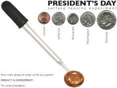 Presidents-Day-Experiment