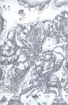 TMNT+Donatello+by+emilcabaltierra.deviantart.com+on+@deviantART