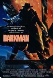 Darkman movie poster [a Sam Raimi film] original 27 X 40 Only $3.99