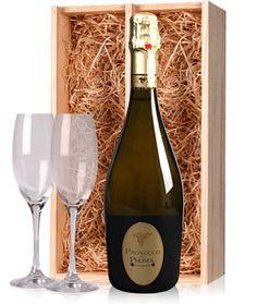 Italian sparkling wine.