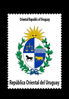 Uruguay su escudo