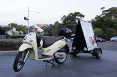 scooter trailer - Google Search