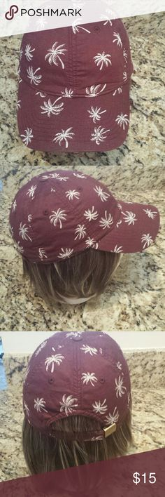 f50e29e621b Madewell cotton ball cap in Palm tree
