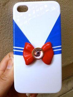 Custom Sailor Moon Inspired iPhone by FantastiquePlastique, $34.50
