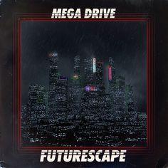 Futurescape Cover by Jarred Hageman, via Flickr