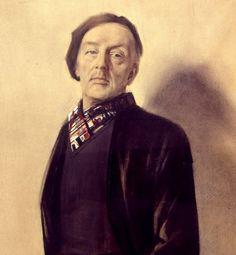 Self Portrait by Han van Meegeren (Dutch 1889 – 1947)
