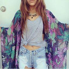 LF Mika $ Gala Kimono Worn a few times. In great condition LF Tops
