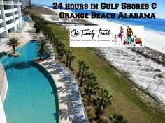 24 Hours in Gulf Shores and Orange Beach Alabama. Things to do, Places to Stay, and Where to Eat.