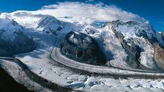 Le palais de glace le plus élevé du monde - Matterhorn glacier paradise
