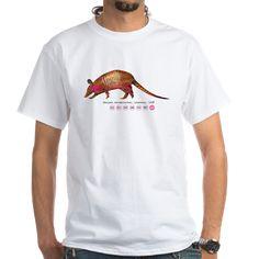Armadillo Nine Banded T-Shirt