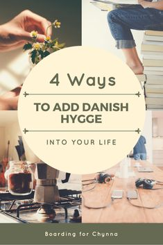 4 Ways to Add Danish Hygge into Your Life