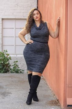 Big Girl Fashion, Curvy Women Fashion, Love Fashion, Curvy Plus Size, Curvy Fit, Erica Lauren, Curvy Girl Lingerie, Very Beautiful Woman, Trendy Plus Size Fashion