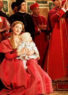 """Lucrezia Borgia - The Borgias """"The Siege at Forli"""""""