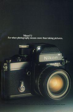 13 Greatest Nikon Camera Rear Lens Cover Nikon Camera With Video Leica Camera, Camera Gear, Film Camera, 35mm Film, Video Camera, Antique Cameras, Vintage Cameras, Nikon F2, Nikon Cameras
