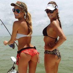 45 FOXY FISHING GIRLS WILL MAKE YOUR WORM WIGGLE