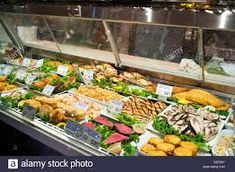 Image result for deli counter displays