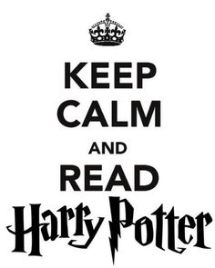 … read harry potter (or watch the movies ...)