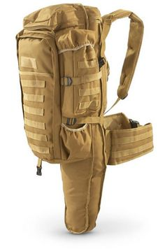 62e18d47ea64 Cactus Jack Tactical Assault Backpack w  padded rifle compartment