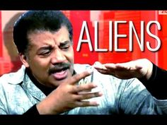 """Neil DeGrasse Tyson Says """"We're Not Likely Alone in the Universe."""""""