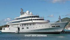 | Largest Megayachts - YACHT CREW LUXEMBOURG