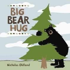 Free eBook Big Bear Hug (Life in the Wild) Author Nicholas Oldland Hug Life, Les Fables, Album Jeunesse, Day Book, Big Bear, Earth Day, Story Time, Childrens Books, Creatures
