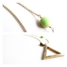 Vintage triangle balance w/ the infamous Peruvian Opal.