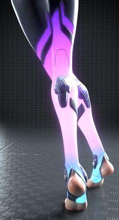 Artificial, neon, legs - Art Of Equitation Mode Cyberpunk, Cyberpunk Aesthetic, Cyberpunk 2077, Cyberpunk Fashion, Cyberpunk Clothes, Character Concept, Character Art, Concept Art, Stormtrooper