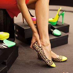 Custom Design your Shoes - Nordstrom Pentagon City - Shoes of Prey