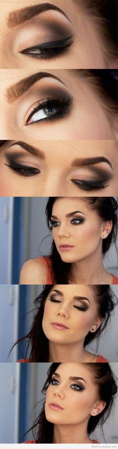 Another smoky eye