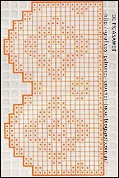 - Клуб рукоделия - Страна Мам - Patterns for crochet - Craft Club-Country Moms에 대한 이미지 검색결과 Filet Crochet, Crochet Borders, Crochet Diagram, Afghan Crochet Patterns, Crochet Chart, Love Crochet, Crochet Lace, Crochet Doilies, Crochet Stitches