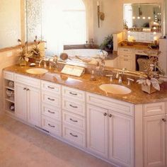 countertop for bathroom vanities   Light Emperador-Granite Bathroom Countertops, High Point, Greensboro