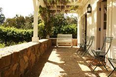 farmhouse patio by Shannon Malone