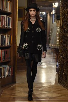 Chanel Pre-Fall 2015 Runway - Vogue