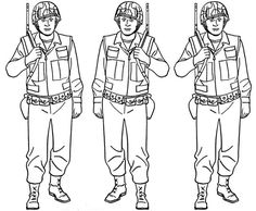 Soldier Coloring Pages To Print Coloring Pages For Boys, Coloring Pages To Print, Coloring Books, Army Day, National Days, Poster Colour, Disney Toys, Black Art, Toy Story
