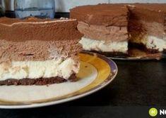 Startlap recept Hungarian Cake, Hungarian Recipes, Hungarian Food, Gelatine, What You Eat, Cheesecakes, Cake Cookies, Tiramisu, Food And Drink