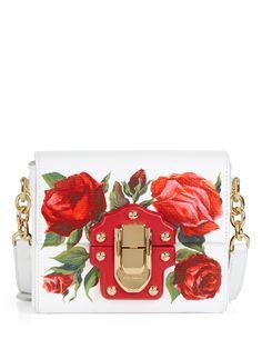 Dolce & Gabbana for Women - Designer Fashion - Farfetch Embellished Shoes, Grace Kelly, Floral Prints, Crossbody Bag, Mini, Polyvore, Cross Body, Fashion Design, Shoulder Bags