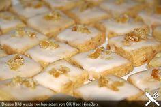 Ingwer - Haselnuss - Würfel, ein sehr schönes Rezept aus der Kategorie Kekse & Plätzchen. Bewertungen: 94. Durchschnitt: Ø 4,6.